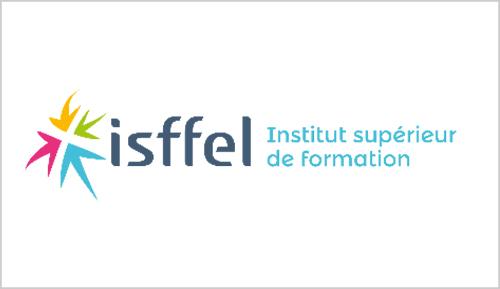 Logo partenaire - Isffel - Institut supérieur de formation