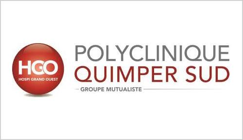 Logo partenaire - Polyclinique Quimper Sud - Groupe mutualiste