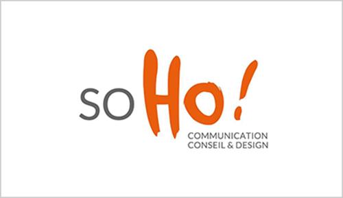 Logo partenaire - SoHo - Agence de communication conseil & design
